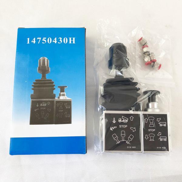 Buy Hyva 14750430H hand valve tipper control valve dump truck at wholesale prices
