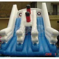 Quality Titanic Inflatable Slide for sale
