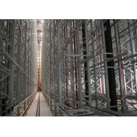 Quality Powder Coating Multi Shelf Automatic Racking System For Long Material for sale