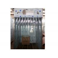 Buy Pharmacy Power Coated Clean Room Booth , Class 100 Modular Clean Rooms at wholesale prices