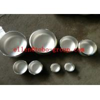 Quality Stainless steel Cap ASTM A403 WP304/304L, WP316/316L, WP321, WP347, WPS 31254. UNS S31803, UNS32750, UNS32760 for sale