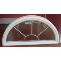 Quality glass with vinyl frames in door for sale