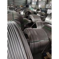 Quality Stainless Steel Coil Tubing, A269 TP304 / TP304L / TP310S / TP316L, bright annealed , 9.53MM for sale