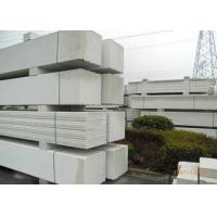 Quality Autoclaved Aerated Concrete Blocks Making Plant Block Making Equipment Fire Resistant Sound Proof for sale