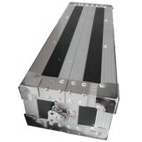 Quality Custom Made Trophy Rack Flight Case Cable Trunk Tool Case 15cm*30cm*52cm for sale