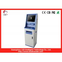Quality Bill Payment Kiosk Vertical With EPP And Cash dispenser for sale