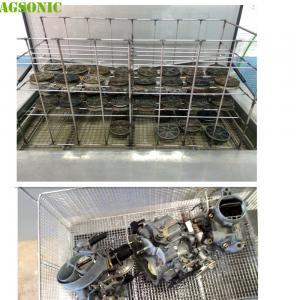 Quality Fuel Pumps Automotive Ultrasonic Cleaner Vehicles Repairing Nozzle Carburetors for sale