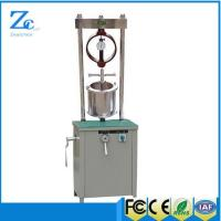 China B12 Soil CBR test machine to check bearing loading ability of pavement on sale