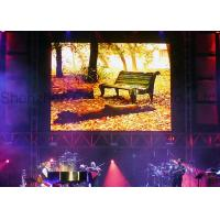 China P5mm 640x640 Die Casting Aluminum LED Panel Outdoor SMD3535 Full Color Rental LED Display for Events with Flight Case on sale