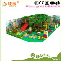 China Guangzhou China New Design Toddler PVC soft play equipment for sale for sale