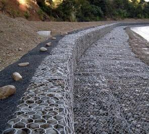 Buy Gabion Box/Gabion Mesh/Hexagonal Wire Mesh/Gabion mattress/gabion  for Retaining Wall at wholesale prices