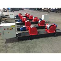 Quality 100 - 1000mm/Min VFD Speed Control Welding Turning Rolls With CE Certificate for sale