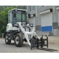 Quality China Best Prices 800kg 1000kg Small Size  CE Type Wheel Loader For Sale for sale