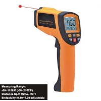China Infrared temperature meter, digital temperature measuring instrument, Laser Infrared Thermometer for sale