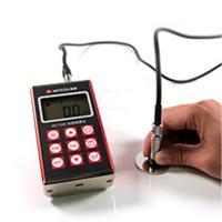 Quality USB Communication Coating Thickness Tester 4 Digital LCD With EL Backlight MCT200 for sale