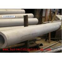 Quality Pilgering API 304 Welded Stainless Steel Pipe / Galvanized Coated Steel Tube ISO JIS GOST for sale