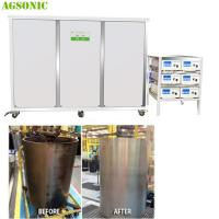 Quality Large Industrial Ultrasonic Cleaner For Oil And Gas Diesel Tank for sale