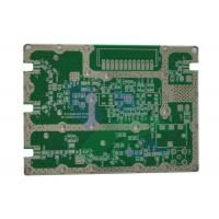 Quality Half Hole HDI Fr4 pcb circuit board Immersion Silver Surface Rogers for sale