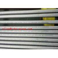 Quality Ferritic Stainless Steel Seamless Tube A268 / A756 TP410 TP410S for sale