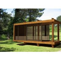 Quality Demountable Waterproof Conex Tiny Box Homes Australian Standard for Shop for sale