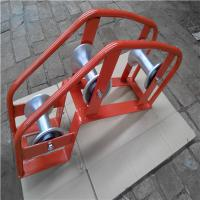 Quality corner cable roller/cable roller with aluminum wheel for sale