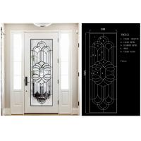 Quality Refracted Light Translucent Stained Glass Window Panels Temperature Control Energy Efficiency for sale