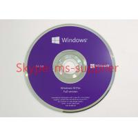 China English Version Windows 10 ProOEM Pack Computer System With 64 Bit DVD on sale