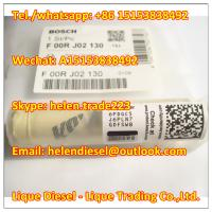 Quality BOSCH original Valve Set F00RJ02130 , F 00R J02 130  Fit Injector 0445120132 0445120208 0445120211 0445120252 0986435503 for sale