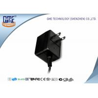 Buy Universal 12v Wall Mount Power Adapter Ac 100-240v To 50-60hz Dc 0.2a 0.8a 2 Pin Plug at wholesale prices