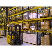 Buy Cold Steel Q235B Hot Sell Heavy Duty Adjustable Warehouse Storage Pallet Racking at wholesale prices