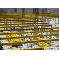 Quality Timber Beam H20 Slab Table Formwork Systems Universal For Slab Concreting for sale