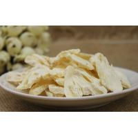 China Crisp Healthy Freeze Dried Pineapple Chips Sweet Fruits Snacks in Bulk on sale