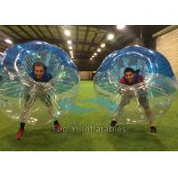 Quality Customized Hamster Human Inflatable Bumper Ball Soccer Durable For Kids for sale