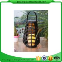 Quality Rechargeable Solar Garden Lights Environmentally Friendly Material Different Shapes Size for sale