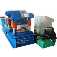 Quality Aluminum Glazed Ridge Cap Roll Forming Machine House Material For Building for sale