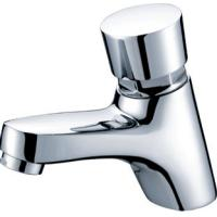 Quality Self Stop Taps Single Hole Installation For Public Wash Basin for sale