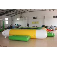 Buy Water playroud Inflatable Water Trampoline at wholesale prices