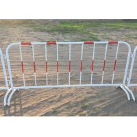 Buy cheap Barricade Fencing 1.0 X2.0 Meter With Reflective Band from wholesalers