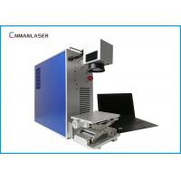 Buy cheap Original Ezcad Metal Laser Marking Machine , Fiber Color Small Laser Marker For from wholesalers