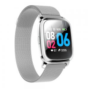 Quality Super Long Standby Time IP68 Ladies Bluetooth Smart Watch for sale