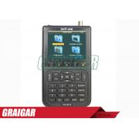 Buy WS-6918P digital satellite finder with Spectrum Analyzer and constellation at wholesale prices