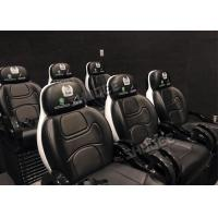 Quality Professional 5D Cinema System Shows Exciting Short Film With Immersive Seating System for sale