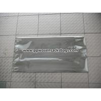 Quality Food Grade Silver Aluminum Foil Packaging Bags Stand Up Pouches with Custom Printing for sale