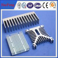 Quality Aluminum extrusion hest sink for UPS power and PCB board for sale