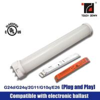 12W T8 LED Tube Light With Aluminum PC Shell Compatible With Ballasts for sale