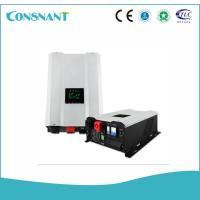Quality Low Frequency  Solar Power Inverter Pure High Efficiency Sine Wave 3KW for sale