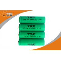 Quality High Capacity 1.5V AA 2900mAh Lithium Iron Battery for digital cameras, mobile mouse for sale