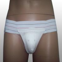 Quality Xl Size Athletic Supporter With Naturally Contoured Waistband For Comfort for sale