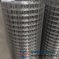 """Quality AISI304/DIN1.4301 Welded Wire Mesh, 1/4"""" to 8"""" Mesh Size, 48"""" × 100ft Size for sale"""