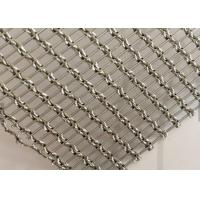 Buy cheap Stainless Steel Flexible Cable Decorative Wire Mesh For Lamination Architective from wholesalers